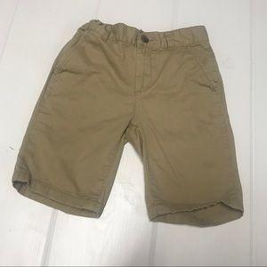 TCP   boys khaki shorts size 7